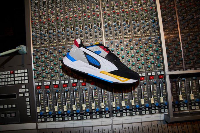 PUMA apresenta os ténis Mirage Sport Remix com DJ Snake