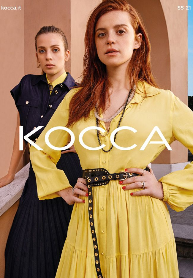 Kocca | Blooming a feminist