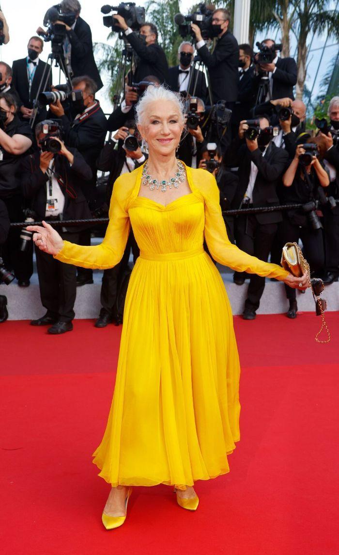 Festival de Cannes de 2021: o tapete vermelho da cerimónia de abertura