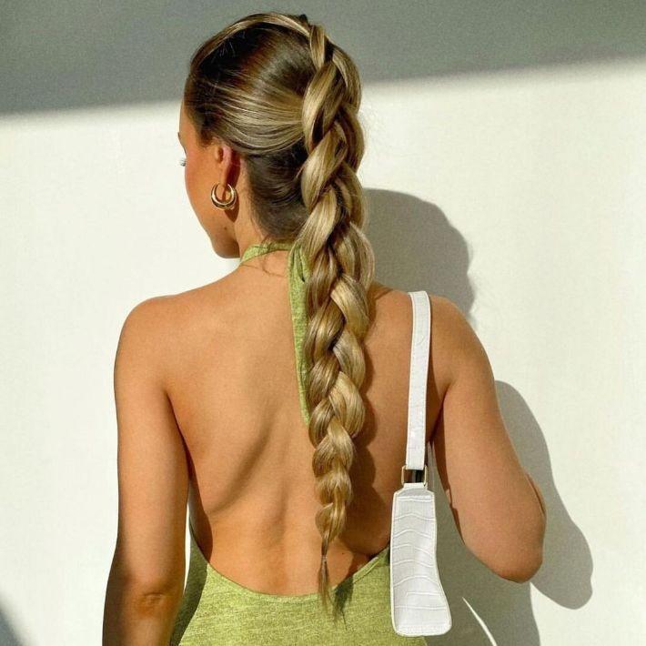Cinco penteados com tranças muito fáceis e que nunca saem de moda