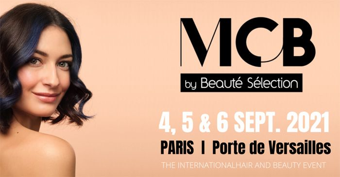 Salão profissional MCB by Beauté Sélection Paris está de volta
