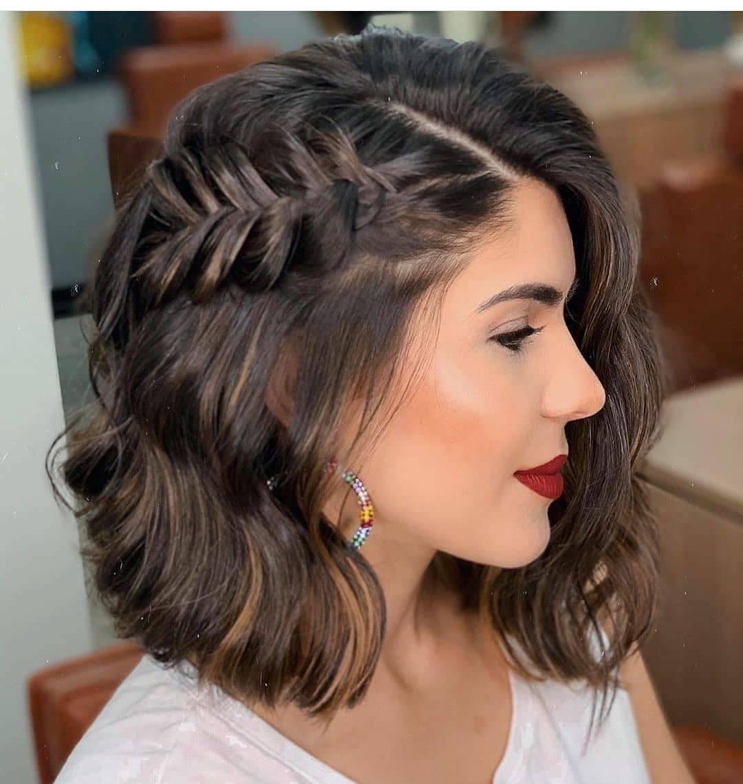 10 penteados e cortes de cabelo curtos que são pura tendência em 2021