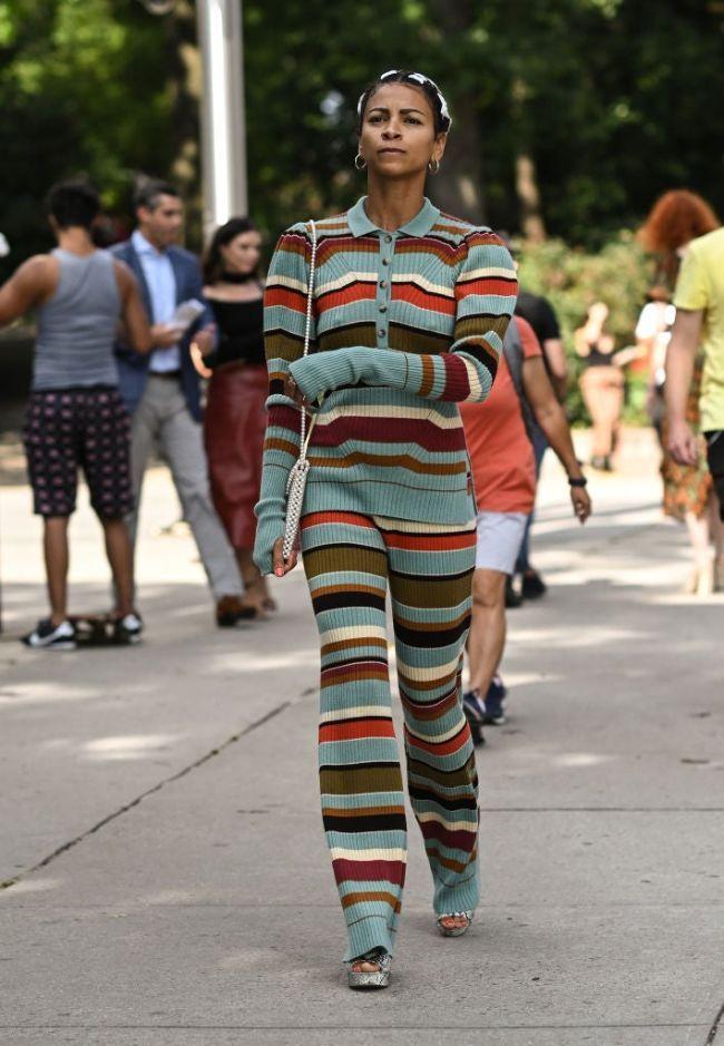 Semana de Moda de Nova York: estilo de rua define o novo sexy