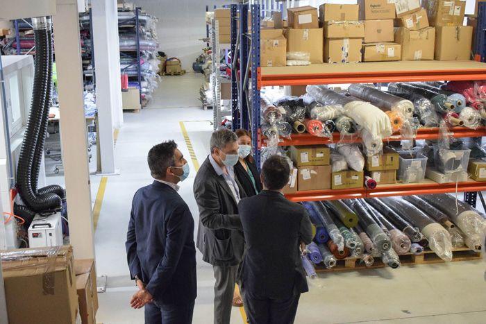 FLM Têxtil obteve certificação de qualidade