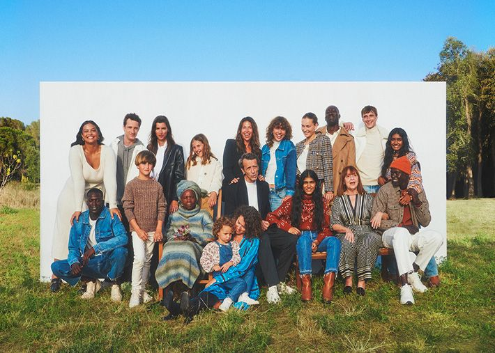 """Mango celebra diversidade com campanha """"This is family"""""""
