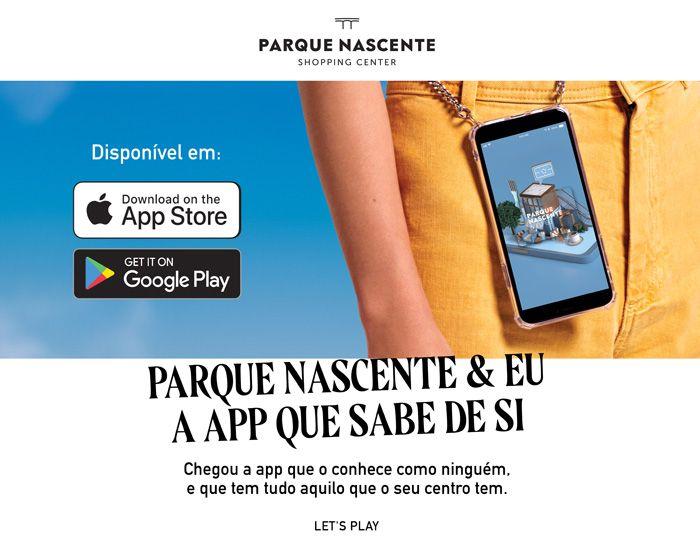 """Parque Nascente lança APP """"Parque Nascente & Eu"""""""