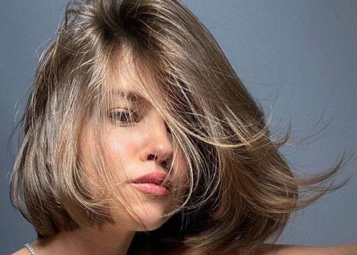 'Airy bob' o cabelo que o TikTok conquistou pela sua elegância