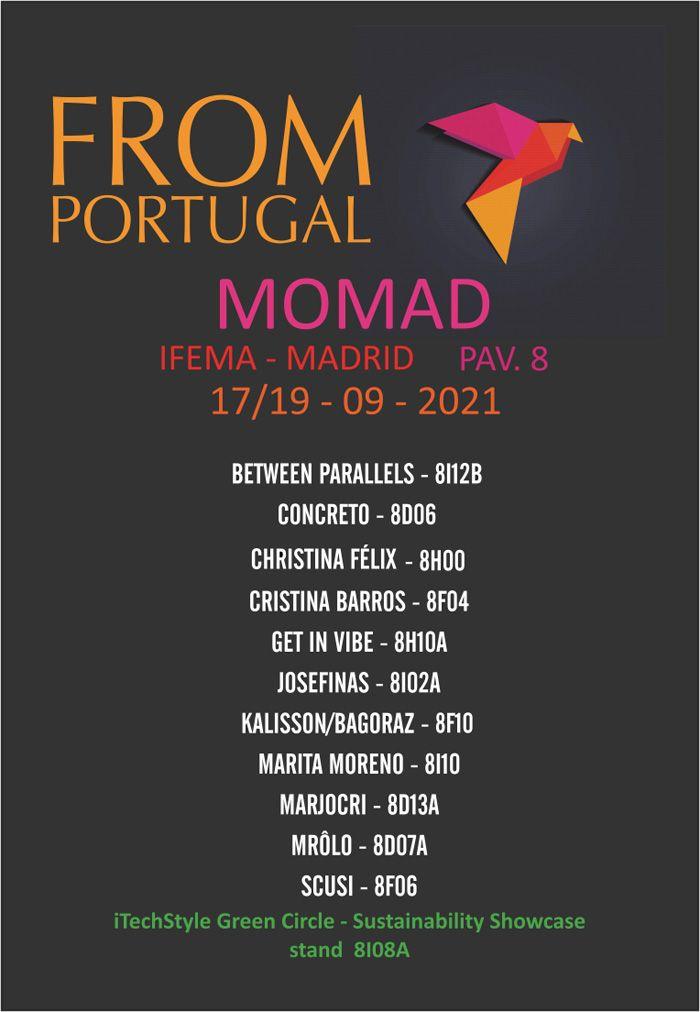 Portugal assume uma das maiores presenças de sempre na MOMAD