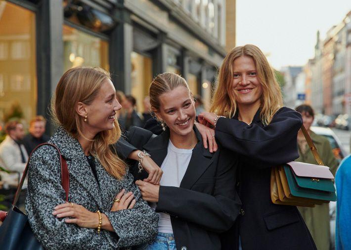 Mango apresenta nova coleção Pernille X Mango em Copenhaga