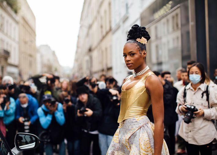 Os melhores looks de beleza da Semana de Moda de Paris